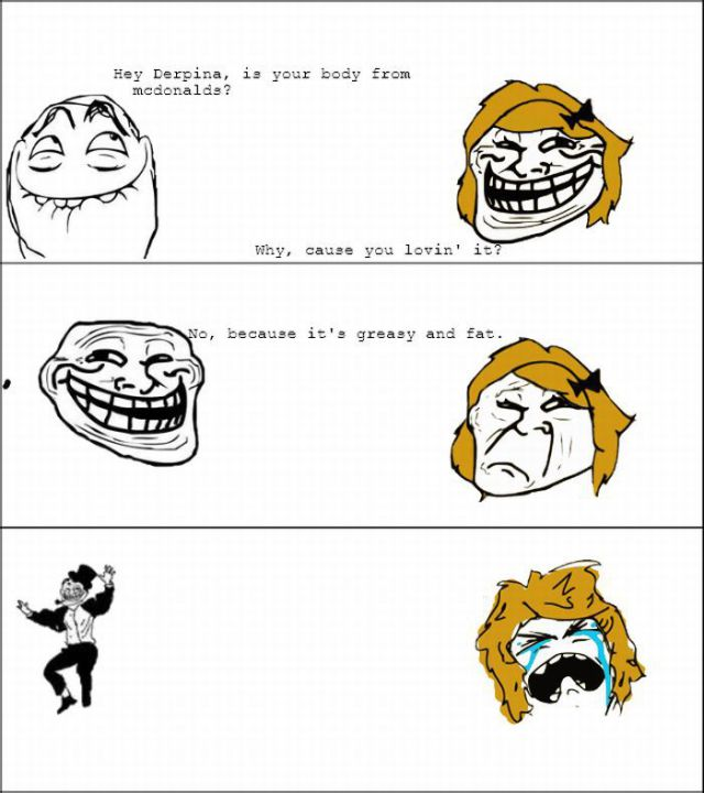 Large Rage Face and Comic Selection