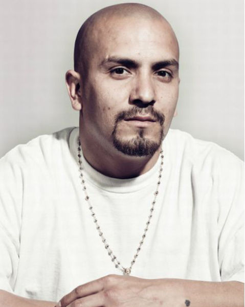 Portraits of Los Angeles Gang Members