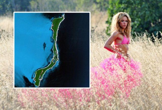 Celebrity Islands