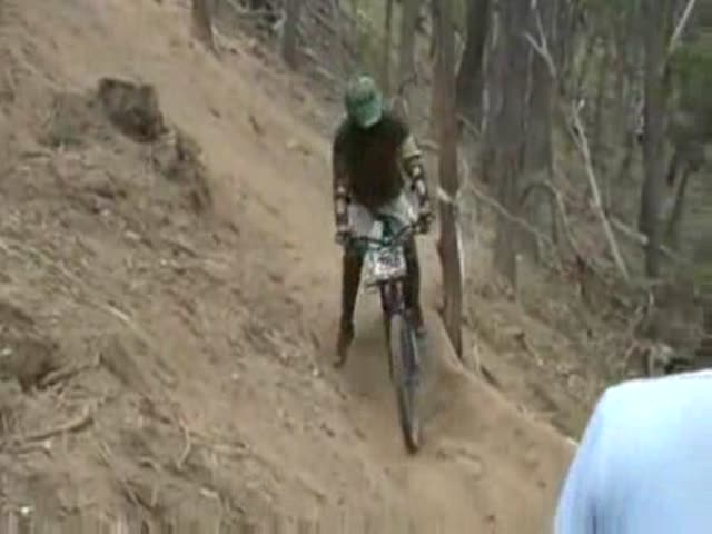 Mountain Biking Is Not for Everybody…