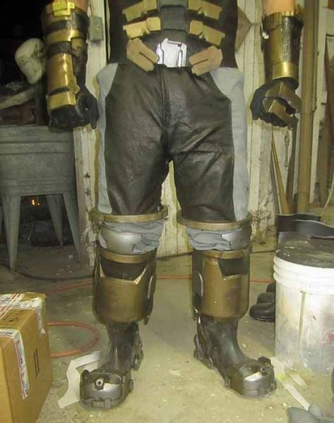 Dead Space 2 Costume