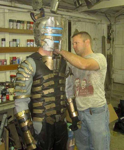 Dead Space 2 Costume