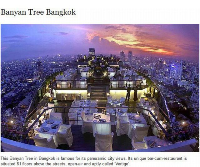 Hotels with Stunning Panoramic Views