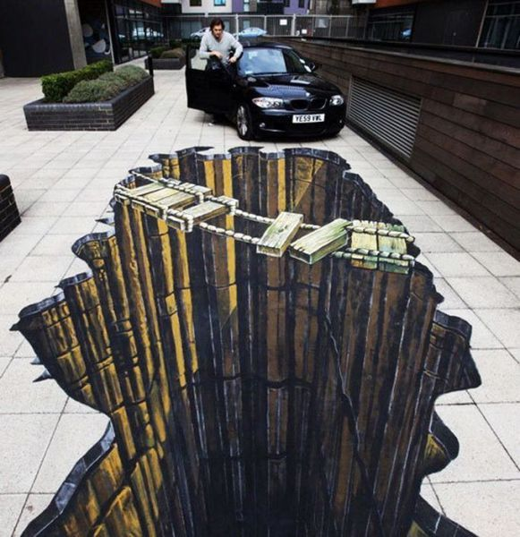 Astonishing 3D Drawings