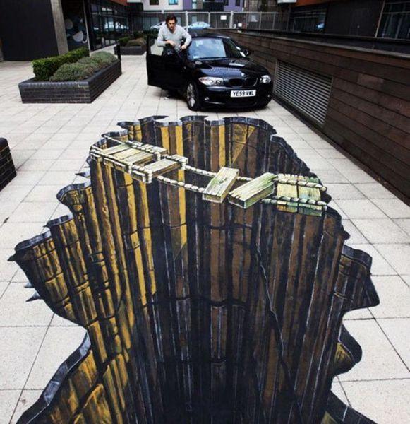 Astonishing 3D Drawings