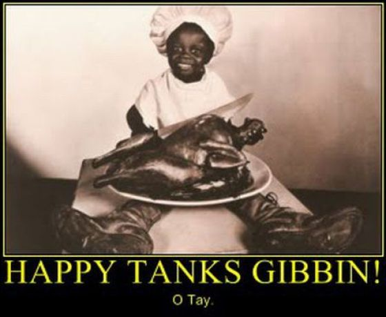 Demotivators for Thanksgiving Day