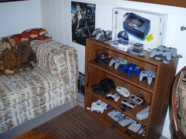Insane Retro Game Room