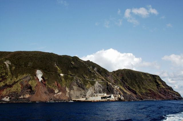 The Tiny Japanese Island of Aogashima