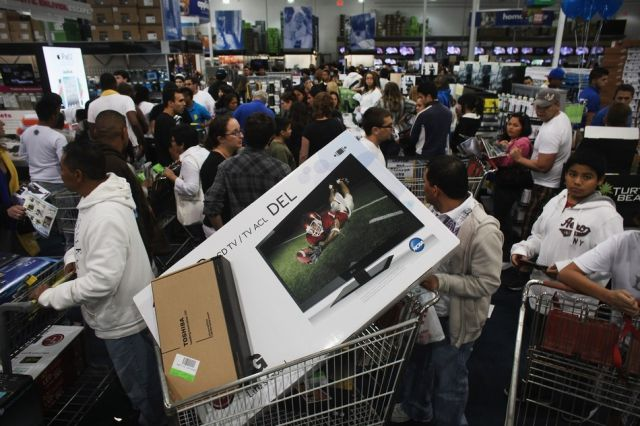 Black Friday's Madness