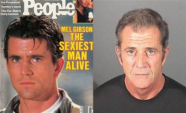 Celebrities Who Went from Hunk to Hot Mess