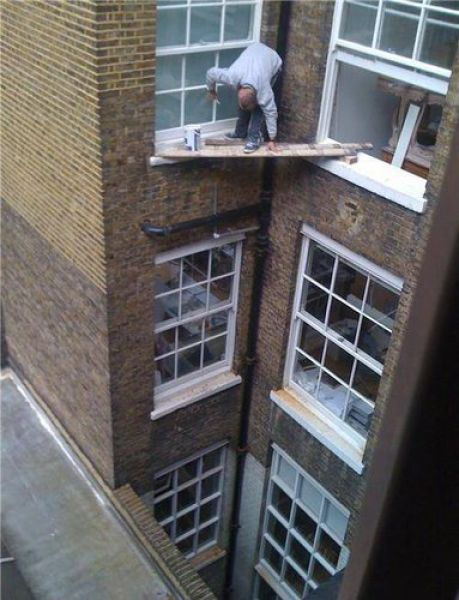 Crazy Height Workers