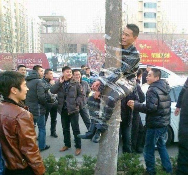 China's Bizarre Reality