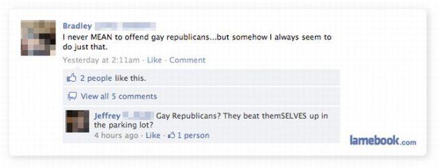 The Lamest of Facebook