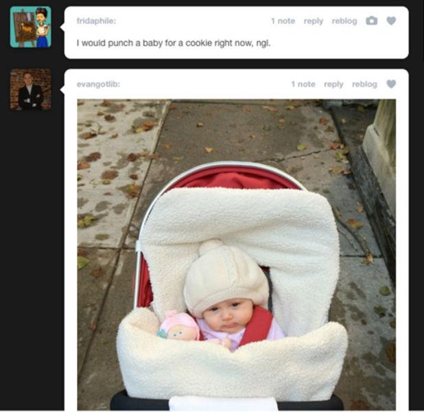 Bizarre Tumblr Coincidences