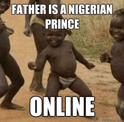 The Controversial Third World Success Kid Meme