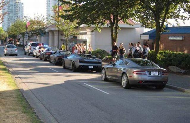 2 Illegal Street Racing Cars