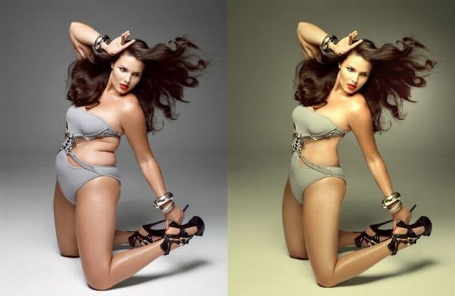 Fantasy vs Reality: Retouching Photos