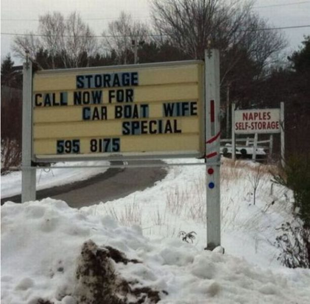 Funny And Fail Signs (28 Pics)   Picture #23