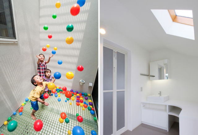 A Dream House for Children