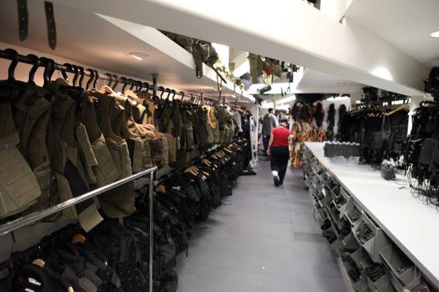 Incredible Hollywood Prop Warehouse