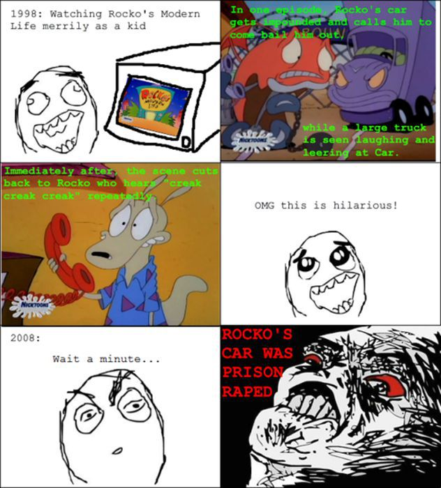 Images That Ruin Your Childhood