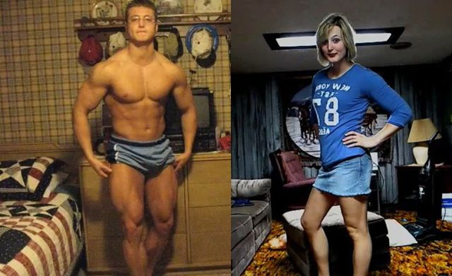 Incredibly Dramatic Male-to-Female Transformation