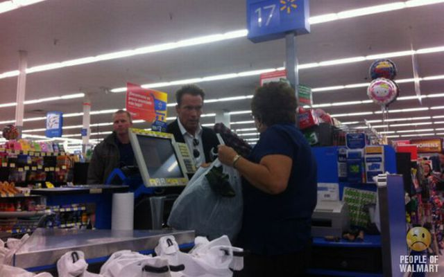 What You Can See in Walmart. Part 14