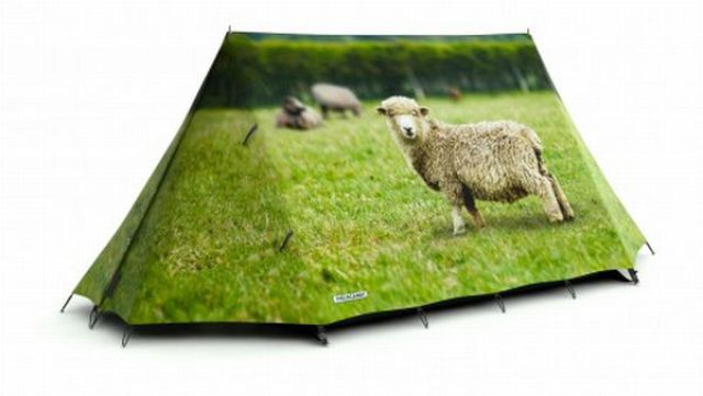 The Most Imaginative Tent Designs Ever