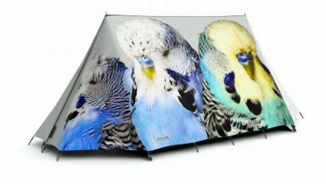 The Most Imaginative Tent Designs Ever