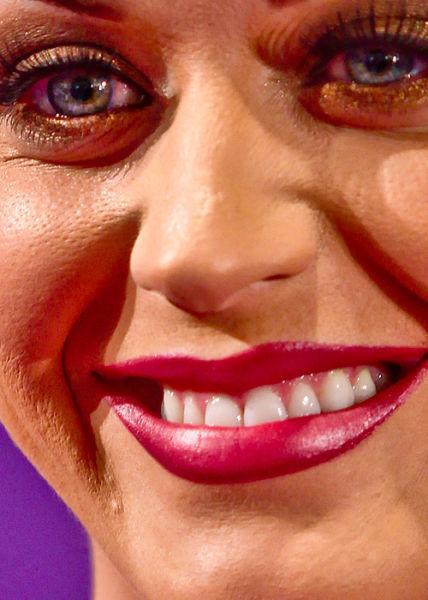 Too Close Celebrity Close-Up Shots