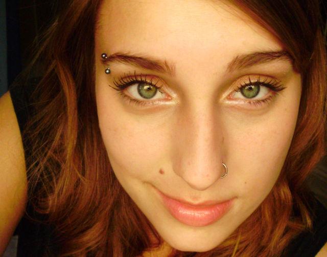 Gorgeous Female Eyes