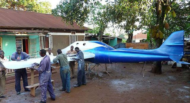 African Skyhawk for Space Research