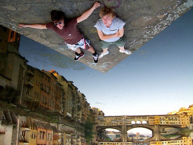 Mind Bending Photographic Optical Illusions. Part 2