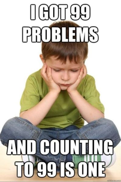 Problems First Graders Come Up with