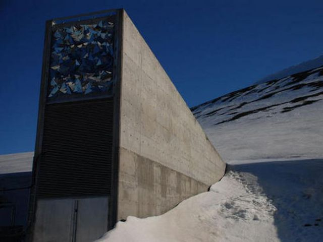 A Secure Seedbank in Norway