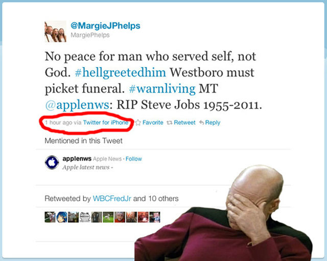 The Most Facepalm Moments of 2011