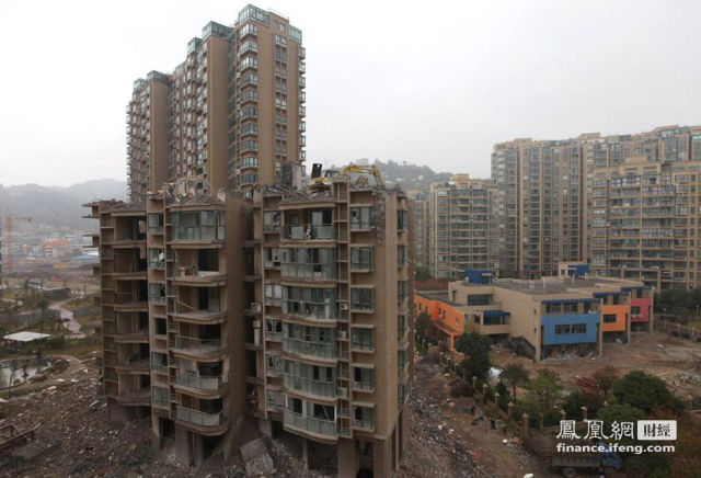 Chinese Construction Gone Wrong