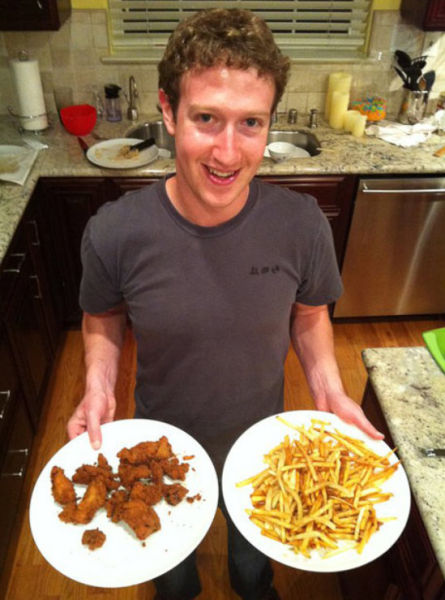 Leaked Private Photos of Mark Zuckerberg