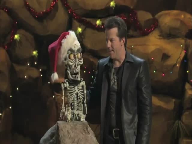 Achmed the Dead Terrorist Is Santa