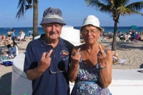 Grandparents Gone Wild