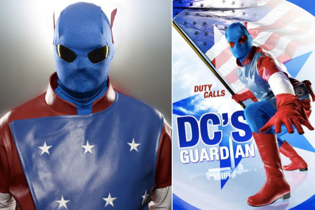"""""""Real"""" Superheroes of Today"""