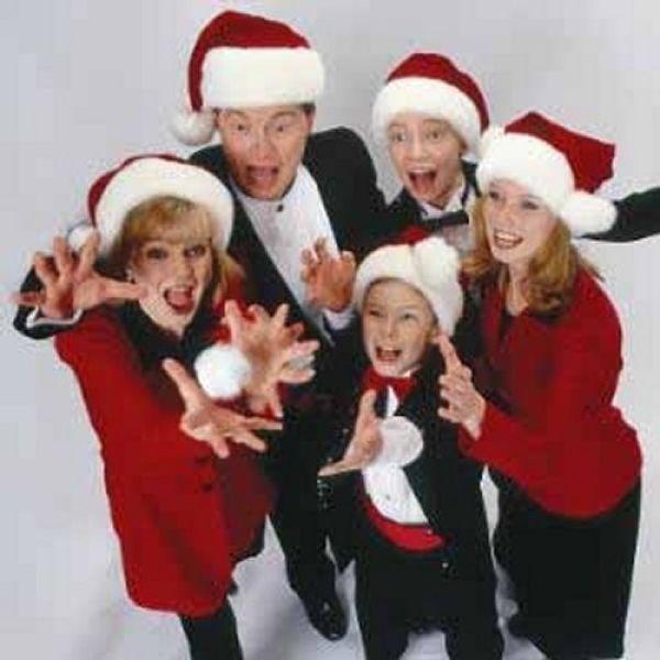 Weirdest Family Christmas Pics