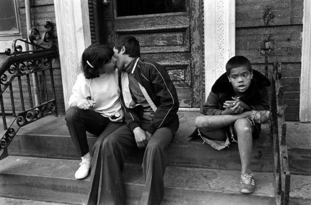 Gritty B&W Photos of NYC Borough from Decades Past