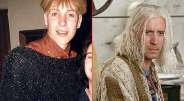 Adult Actors and Actresses from Harry Potter Being Younger