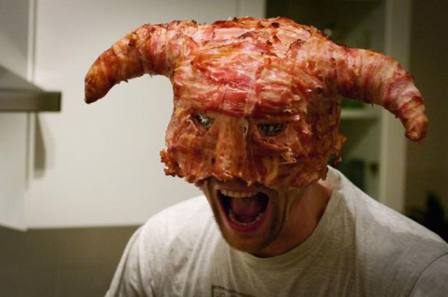 Tasty Skyrim Bacon Helmet