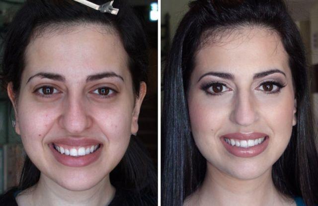 Makeup Artist Makes Incredible Transformations
