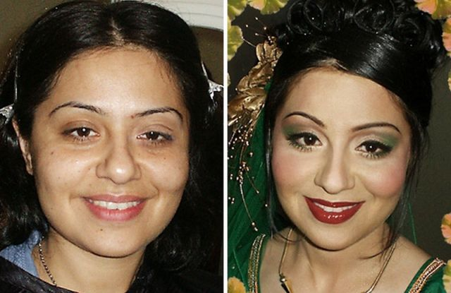 Makeup Artist Makes Incredible Transformations