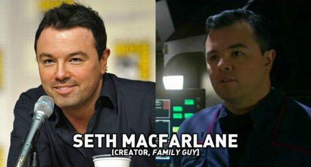 Star Trek Celebrity Guests