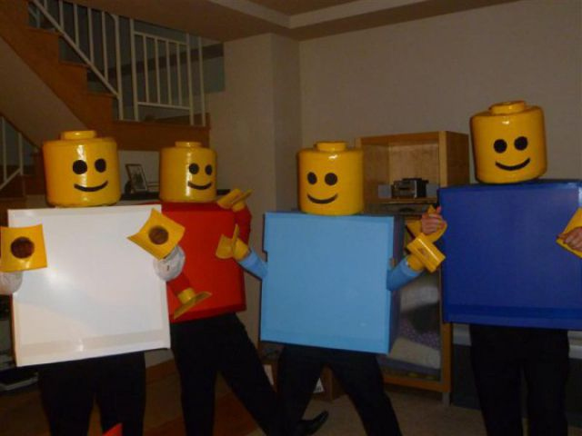 Awesome Group Costumes from 2011