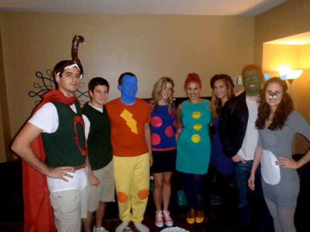 23 Awesome Group Costumes from 2011  sc 1 st  Izismile.com & Awesome Group Costumes from 2011 (26 pics) - Izismile.com
